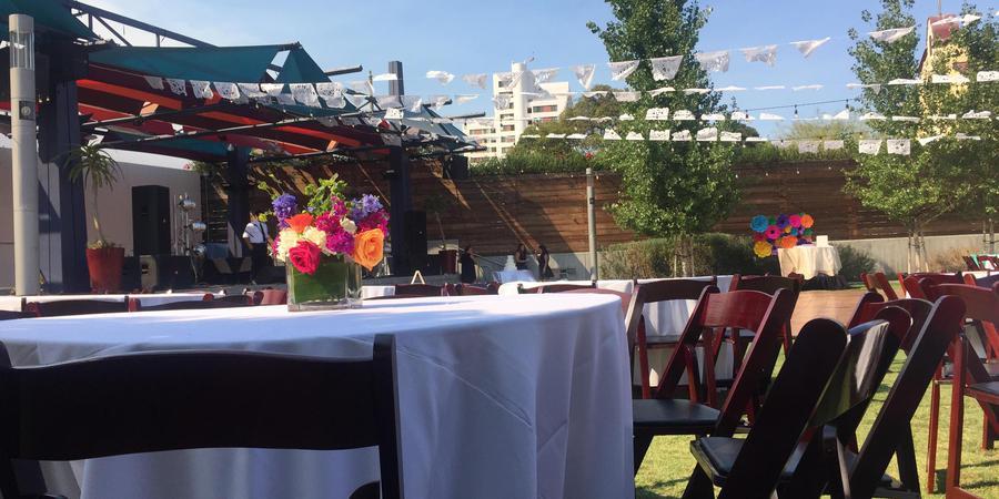LA Plaza de Cultura y Artes wedding Los Angeles
