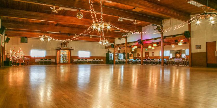 Rockin' Horse Dance Barn wedding Seattle