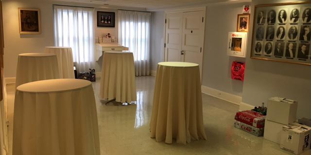 Burlingame Masonic Center wedding Peninsula