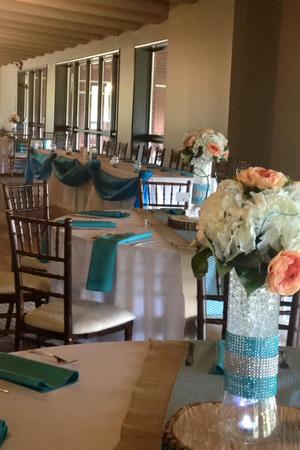 The Ballroom at Oakhurst wedding Columbus