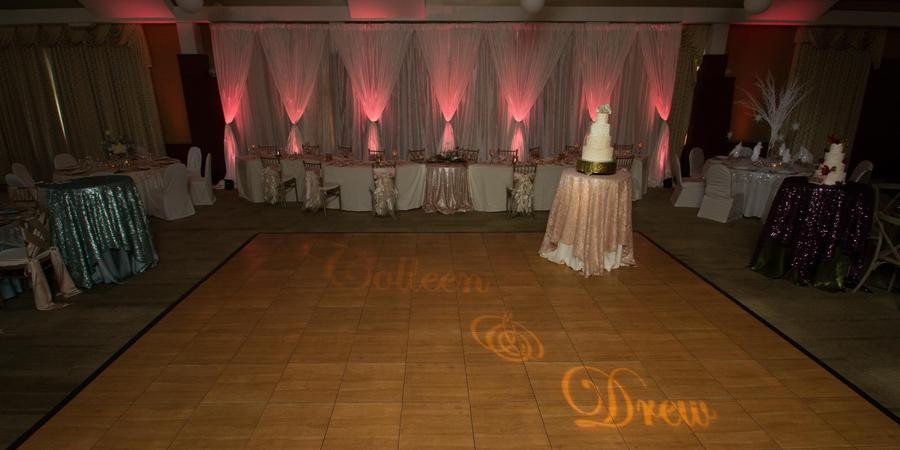 The Grand Ballroom at J. Liu in Worthington wedding Columbus