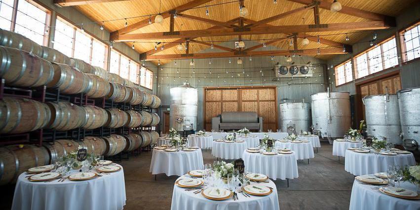 Gilbert Cellars Winery wedding Yakima