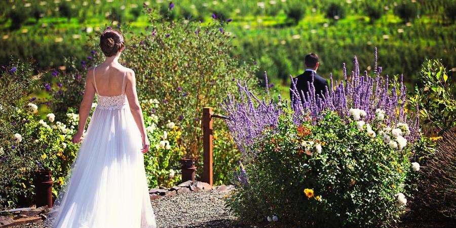 Gilbert Cellars Winery wedding Yakima
