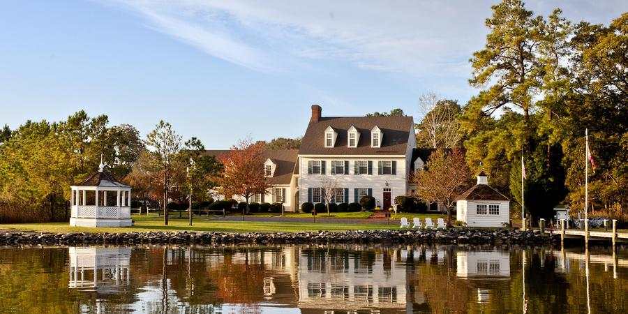 The Inn At Osprey Point wedding Eastern Shore/Chesapeake Bay