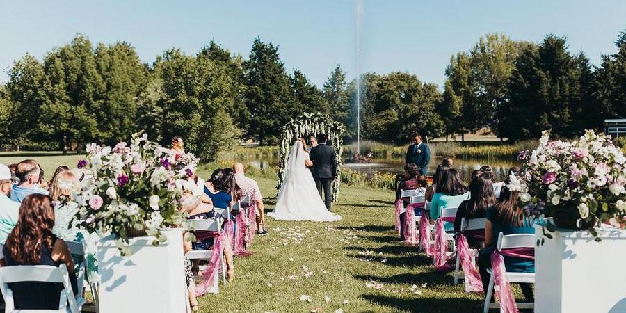 Yakima Arboretum wedding Yakima