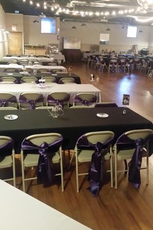 B&B Riverfront Hall wedding Dayton