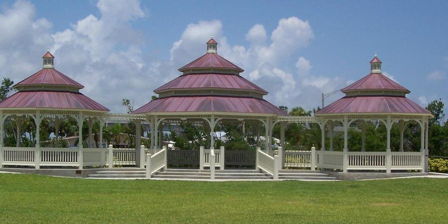 The Grand Pavilion wedding Central Florida Beaches/Coast