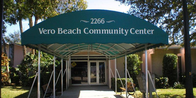 Vero Beach Community Center wedding Central Florida Beaches/Coast