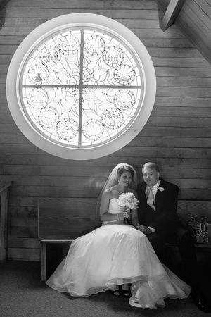 Pawleys Island Community Church wedding Myrtle Beach