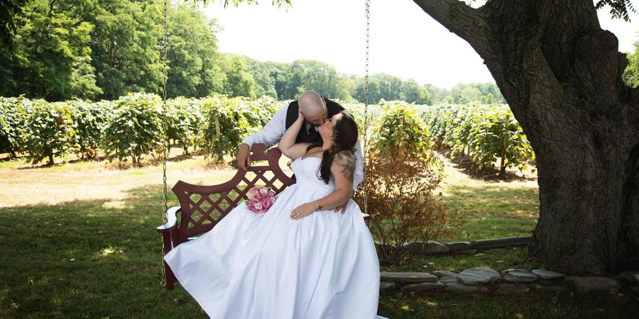 Barcelona Lakeside wedding Western New York