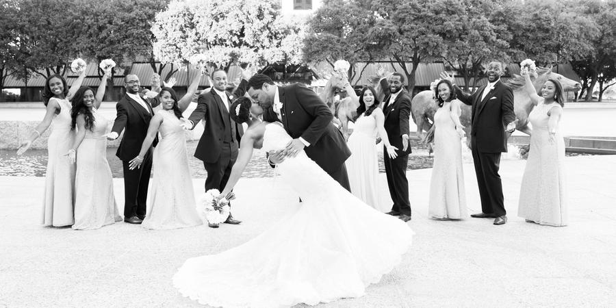La Cima Club wedding Dallas