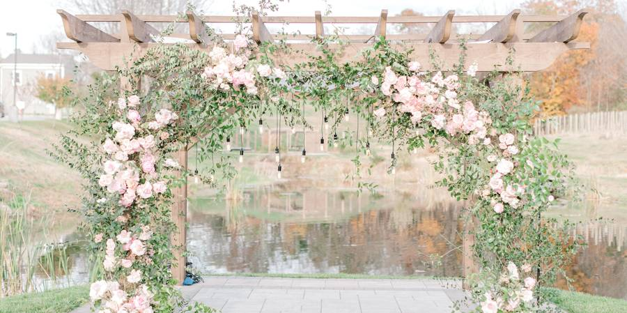 Bear Brook Valley wedding North Jersey