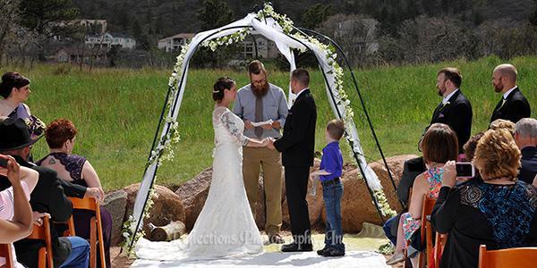 Stonehaven Event Center wedding Colorado Springs