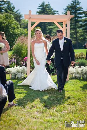 Red Jacket Mountain View Resort wedding Great North Woods/White Mountains