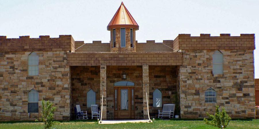 Castle Event Center wedding Lubbock