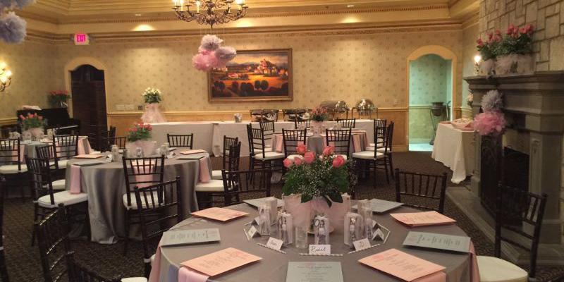La Piazza Banquets wedding Detroit