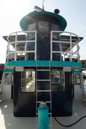 Mahi Harbor Cruises & Private Events wedding North Shore