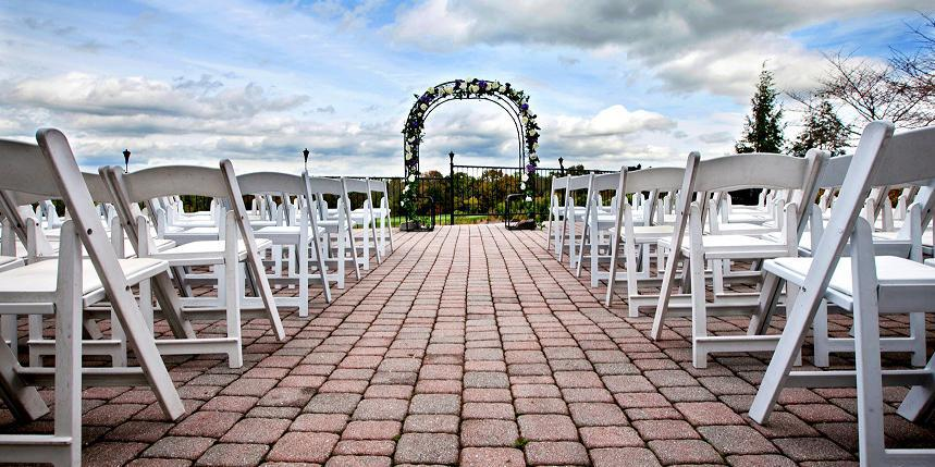 The Links at Gettysburg wedding South Central PA