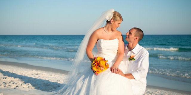 Sugar Beach Weddings wedding Northwest Florida