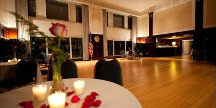 National Press Club wedding Washington DC