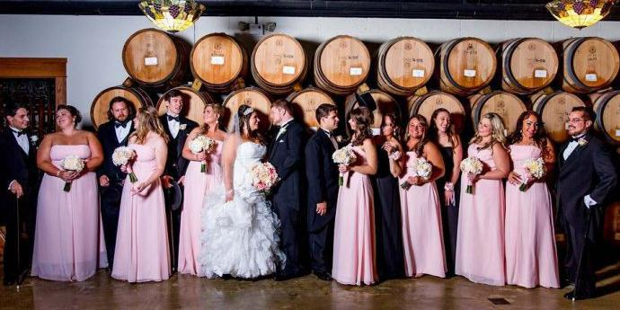 Lynfred Winery wedding Chicago