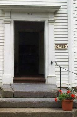 Old Round Church wedding Vermont