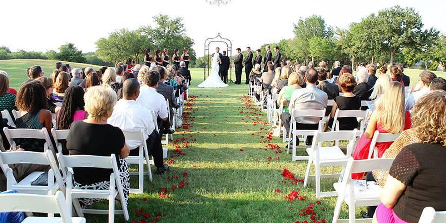 Eldorado Country Club wedding Dallas