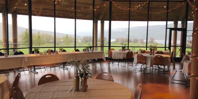Hailstone Event Center at Jordanelle State Park wedding Salt Lake City