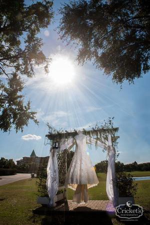MetroWest Country Club wedding Orlando