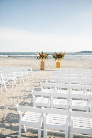 Newport Beach House wedding Coastal Rhode Island