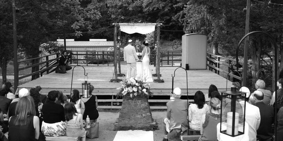 Camp Saginaw wedding Philadelphia
