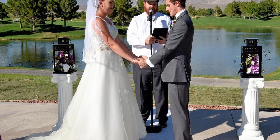 Mountain Falls Golf Club wedding Las Vegas