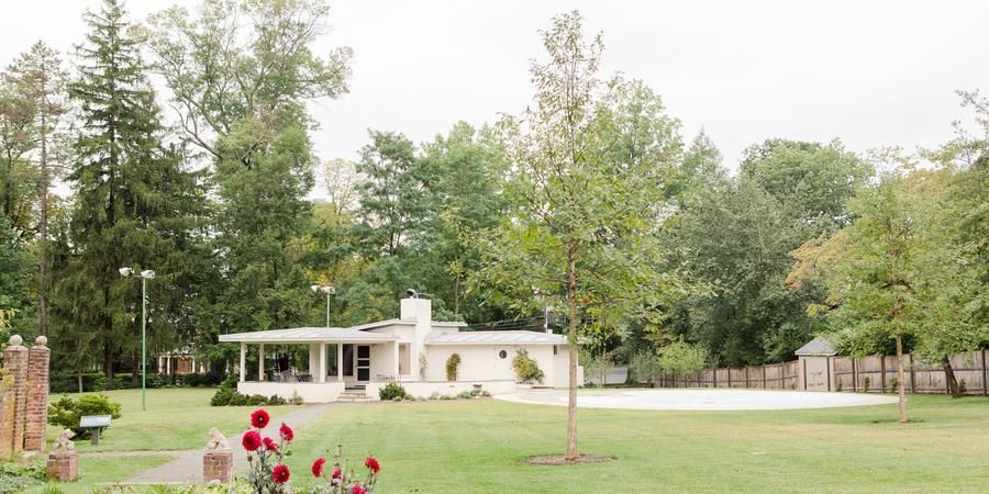 Morven Museum & Garden wedding Central Jersey
