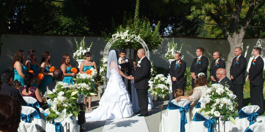 The Terrace At Willow Glen wedding South Bay
