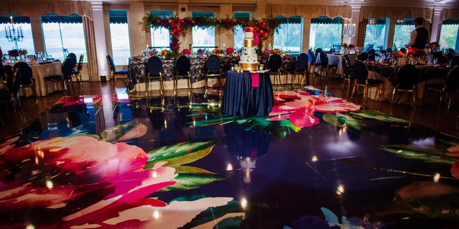 Oakmont Country Club (PA) wedding Pittsburgh
