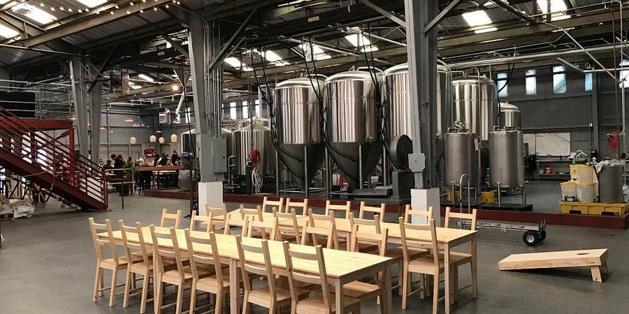 Barebottle Brewing Company wedding San Francisco