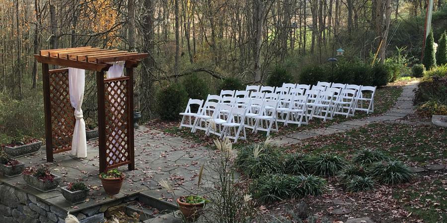 The Inn At Ragged Edge wedding Philadelphia