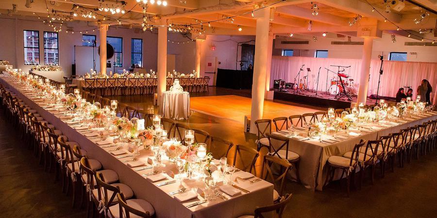 Hudson Mercantile wedding Manhattan