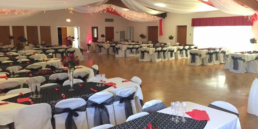Northridge Women's Club wedding Los Angeles