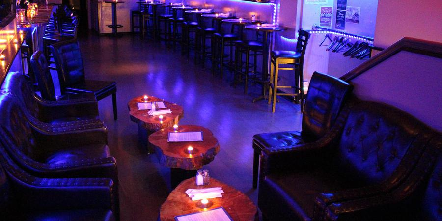 Stone Creek Bar and Lounge wedding Manhattan