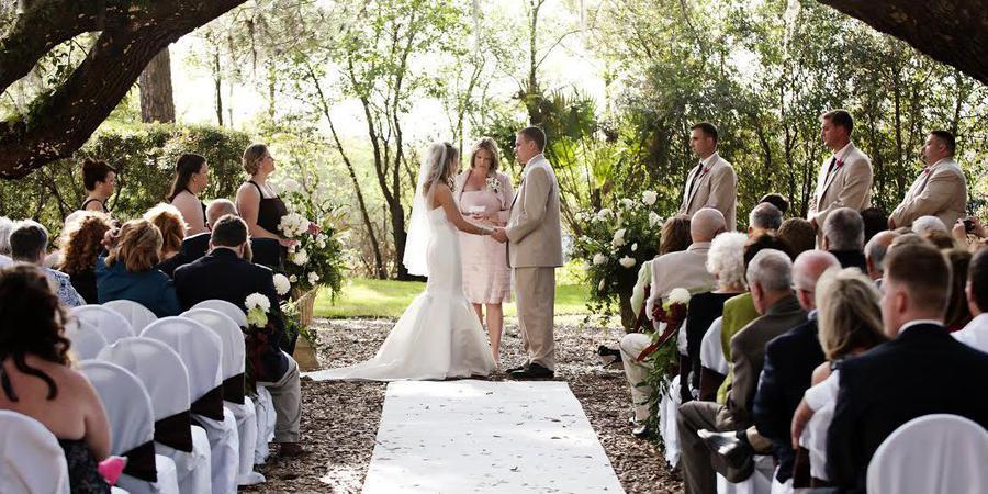 Hilton University of Florida Conference Center wedding Jacksonville