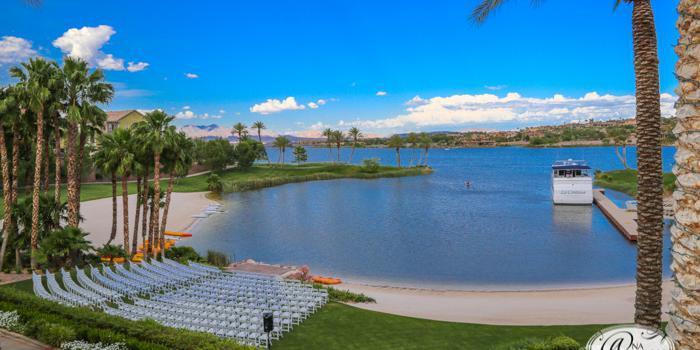 Reflection Bay Lake Las Vegas Venue