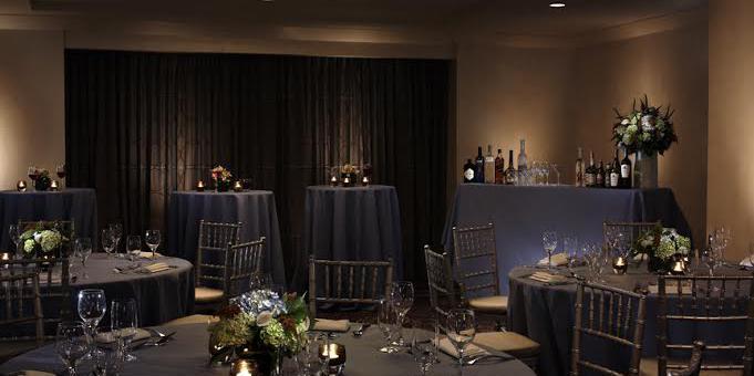 Hotel Palomar wedding Washington DC