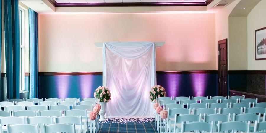 Sheraton Erie Bayfront Hotel wedding Northwest PA