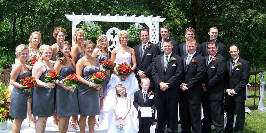 Ellis House and Equestrian Center wedding Chicago