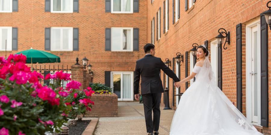 Hilton Wilmington/Christiana wedding Delaware