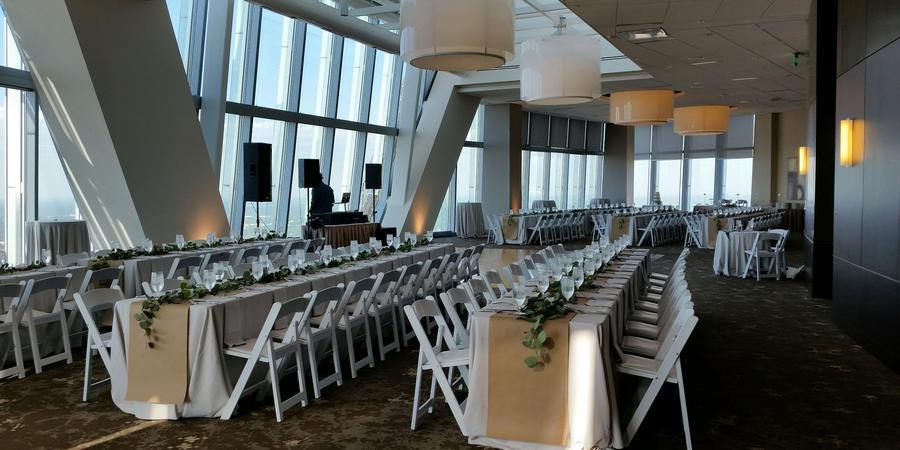 V2 Events at Vast wedding Oklahoma City