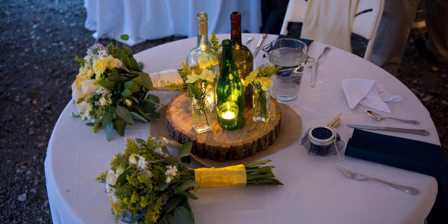 Basignani Winery wedding Baltimore