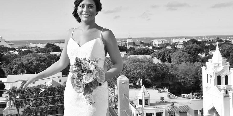 Crowne Plaza La Concha wedding Florida Keys