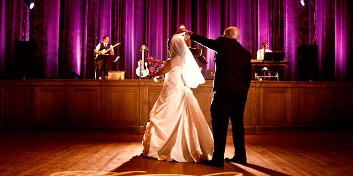 War Memorial Auditorium wedding Nashville